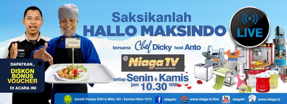 Toko Mesin Maksindo Medan 3