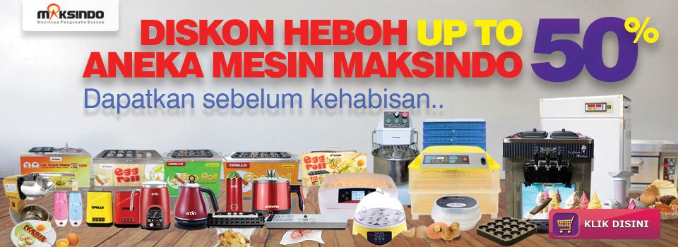 Toko Mesin Maksindo Medan 1